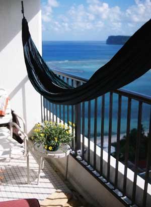 Arredamento esterno: Balcone