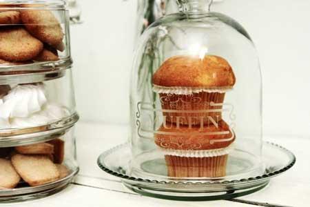 Porta muffin per cucina
